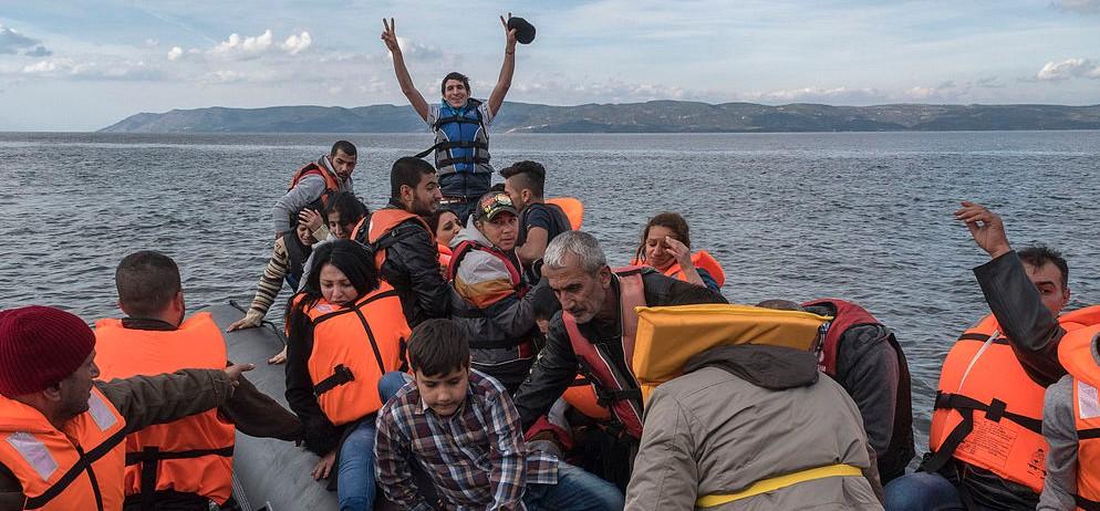 Refugee Work – Greece
